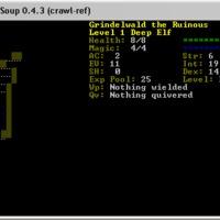 Mindent bele: Dungeon Crawl Stone Soup