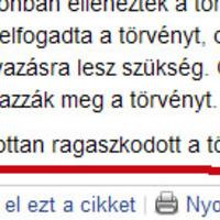Bratislava felejteni magyar