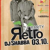 Retro Party @ Roller Club 03.10