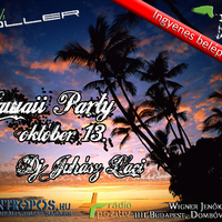 Hawaii Party @ Roller Club 10.13.