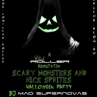 Halloween Party @ Roller Club 11.03.