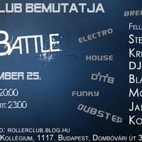 Dj Battle @ Roller Club