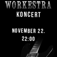 Workestra koncert @ Roller Club 11.22.