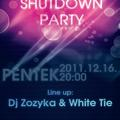 Shutdown Party @ Roller Club 12.16.