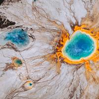 Yellowstone csodái