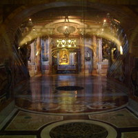 Szent Péter Bazilika - altemplom