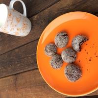 Gyorséttermi replikáink: gyömbéres csokis keksz