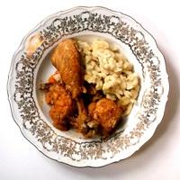 A csirke, a babérlevél és a tejföl
