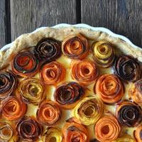 Rózsák mindenhol - a réparózsás pite