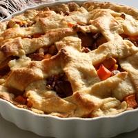 A legmelengetőbb őszi édesség: a körtés-tökös pite