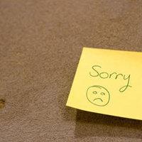 Bocsánatkérő meglepetés