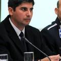 Makula György - roma rendőrségi szóvivő
