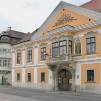 A barokk Apátúr ház