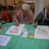 Radnai rajzszakkör nyugdíjasoknak