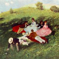 1845. 07.04-én született Szinyei Merse Pál, festőművész