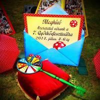 Csikóca manói a Győrkőcfesztiválon