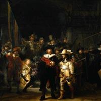 408 évvel ezelőtt Leidenben megszületett Rembrandt németalföldi festő és rajzművész