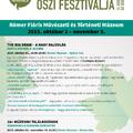 Múzeumok Őszi Fesztiválja 2015