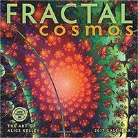 Fractal Cosmos 2017 Wall Calendar: The Mathematical Art Of Alice Kelley Download Pdf