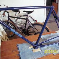 Bicikli felújítás, avagy Hercules új élete 3. rész