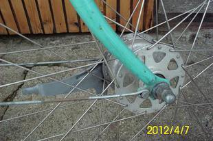 Bicikli felújítás, avagy Hercules új élete 2. rész
