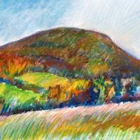 A Som-hegy októberben
