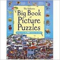 The Usborne Big Book Of Picture Puzzles (Great Searches New Format) Books Pdf File