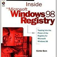 Inside The Microsoft Windows 98 Registry (Mps) Book Pdf