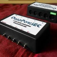 QuadPortIEC – hardverteszt