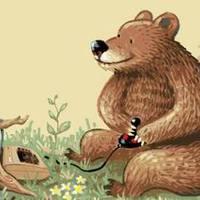 A kis sün és a nagy medve – karácsonyi történet