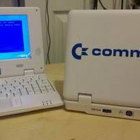 A C64 laptop prototípusa az eBay-en