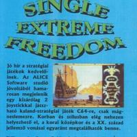 Single Extreme Freedom
