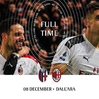 Hello felsőház | Bologna - Milan 2-3