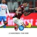 Ebben több volt | Milan - Napoli 1-1