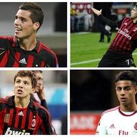 A Milan 15 legnagyobb kisiklott, vagy eltékozolt tehetsége az elmúlt 15 évben