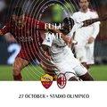 Az eladott labdák rekordjának nyomában | Roma - Milan 2-1