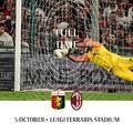 Őrült, de győztes meccsel fejeződhet be Giampaolo ámokfutása | Genoa - Milan 1-2