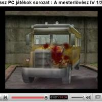 Rossz PC játékok sorozat : A mesterlövész IV 1/2
