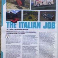 Italian Job cikk