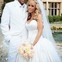Kendra Wilkinson és Hank Baskett esküvője