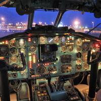 Eltűnt idők fényei: felragyogó pilótafülkék