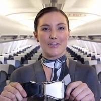 Testfestett cabin crew