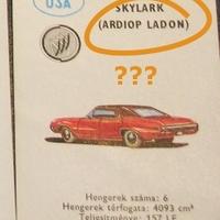 Ardiop Ladon, avagy az autóskártya rejtélye