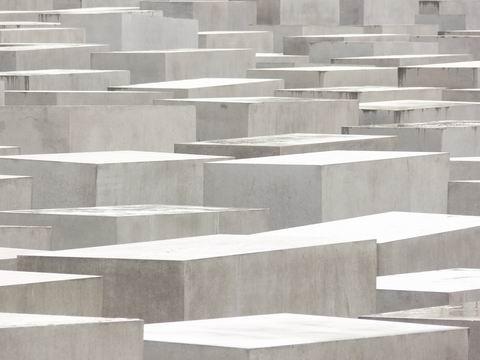 A meggyilkolt európai zsidóság emlékműve