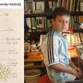 Harsányi Bertold a Rovarok Rajzpályázat különdíjasa a Bogárgyűjteményben járt