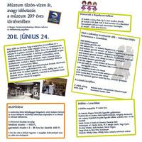 Múzeumok Éjszakája a Magyar Természettudományi Múzeumban (Június 24)!