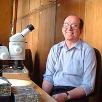 Boris Alexandrovich Korotyaev orosz ormányosbogár specialista látogatása a bogárgyűjteményben