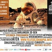 Felfedezők Napja 2013. Kutatóexpedíciók Fesztiválkonferenciája