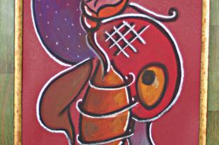 Művészbejáró: Vibók Ildi alkotásai