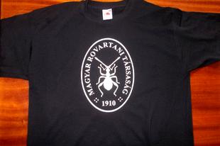 Hamarosan! Magyar Rovartani Társasági pólók